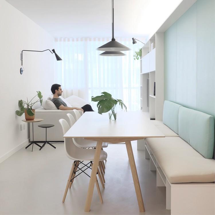 Icaraí Apartment / CIAA, © Thiago Almeida
