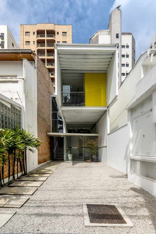 Agência de Turismo / NN Arquitetos Associados, © Rafael Shcmidt