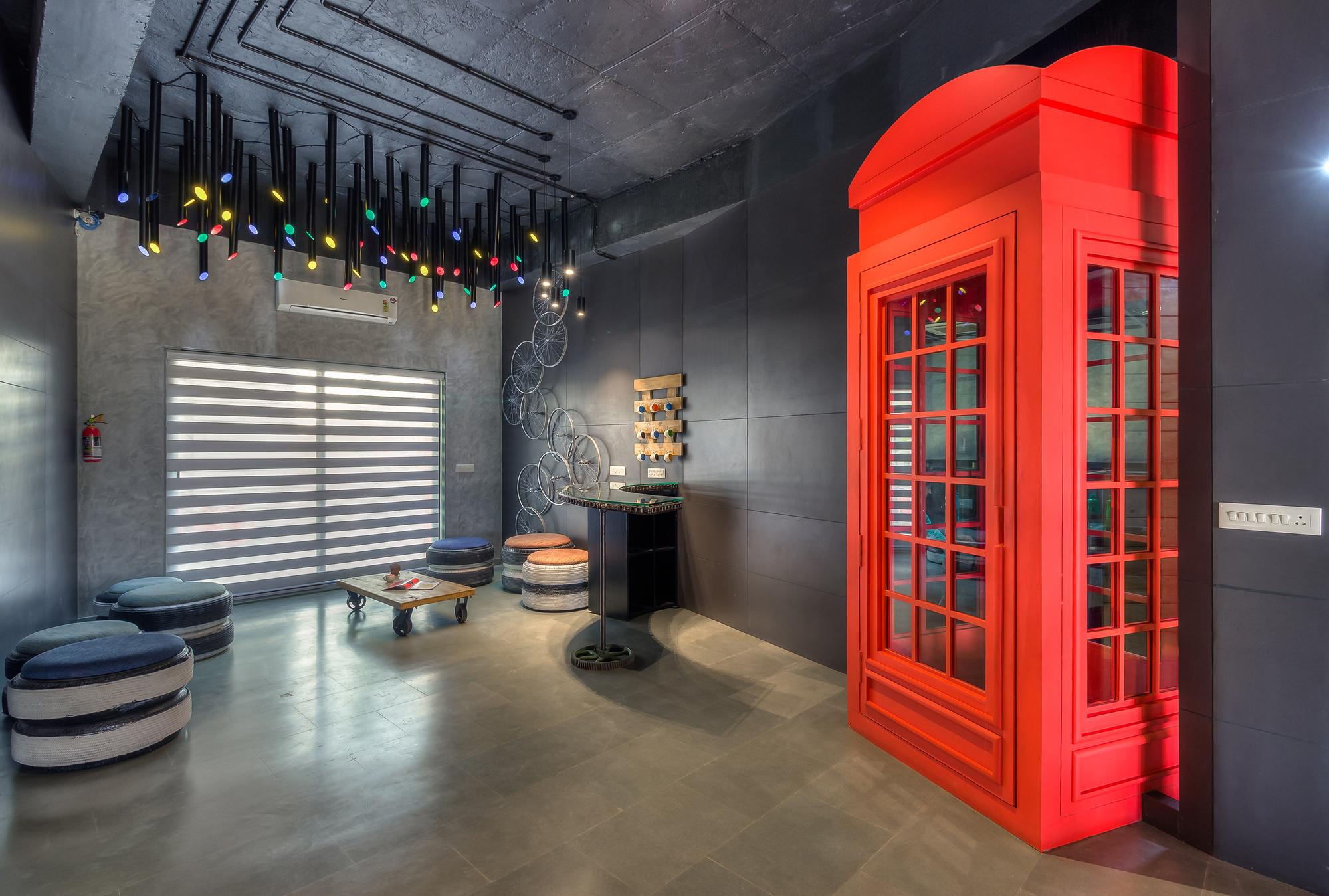 Dwg Oficina Plataforma Arquitectura # Muebles Gimnasio Dwg