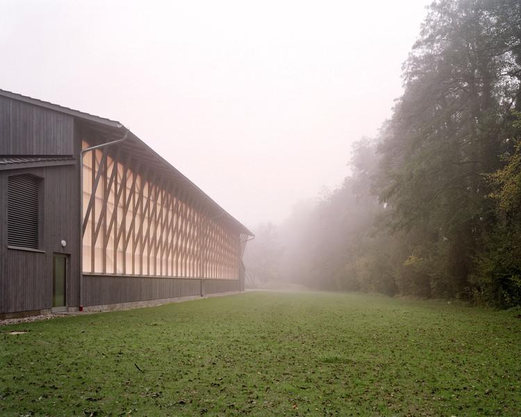 Turnhalle Haiming / Almannai Fischer Architects + Harald Fuchshuber Engineer, © PK-Odessa