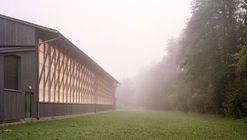 Turnhalle Haiming / Almannai Fischer Architects + Harald Fuchshuber Engineer