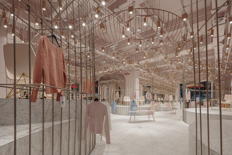 Jooos Fitting Room X Living Archdaily