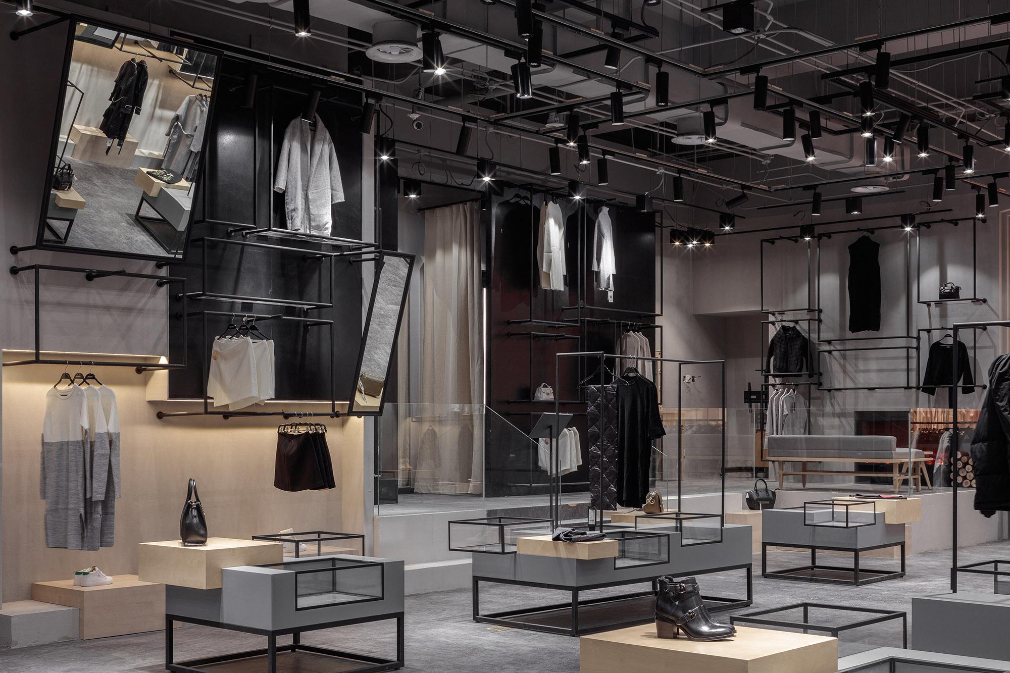 Gallery of JOOOS Fitting Room / X+Living - 27