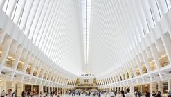 World Trade Center Transportation Hub  / Santiago Calatrava