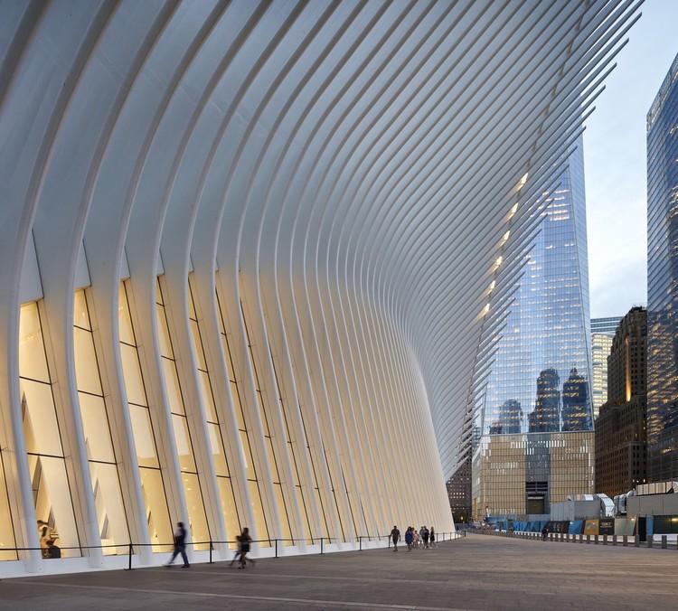 2697cb5efa96 World Trade Center Transportation Hub   Santiago Calatrava