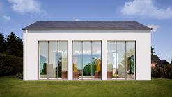 Arte em Weidingen  / AXT Architekten