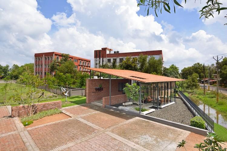 Bonochhaya Experience Centre / Abin Design Studio, © Ravi Kanade