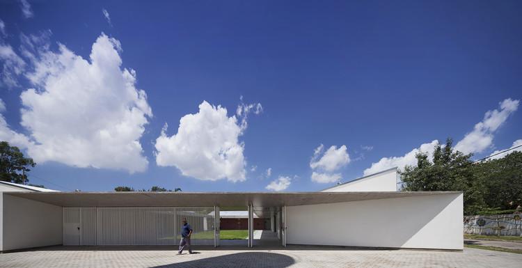 Jardín Las Flores  / Subsecretaría de Obras de Arquitectura, © Federico Cairoli