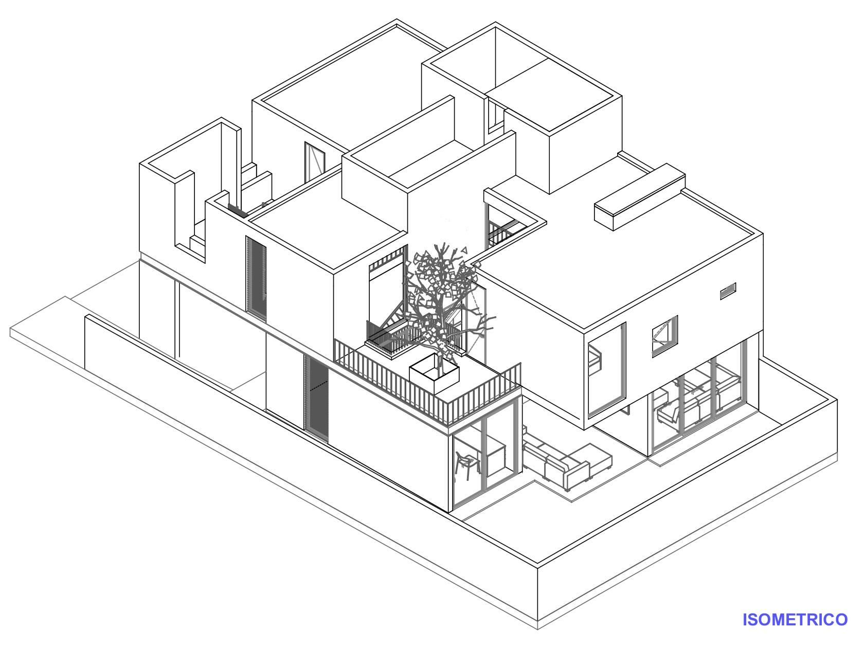 Galer a de casa robles atier arquitectura 26 for Planos de instalacion hidraulica de una alberca