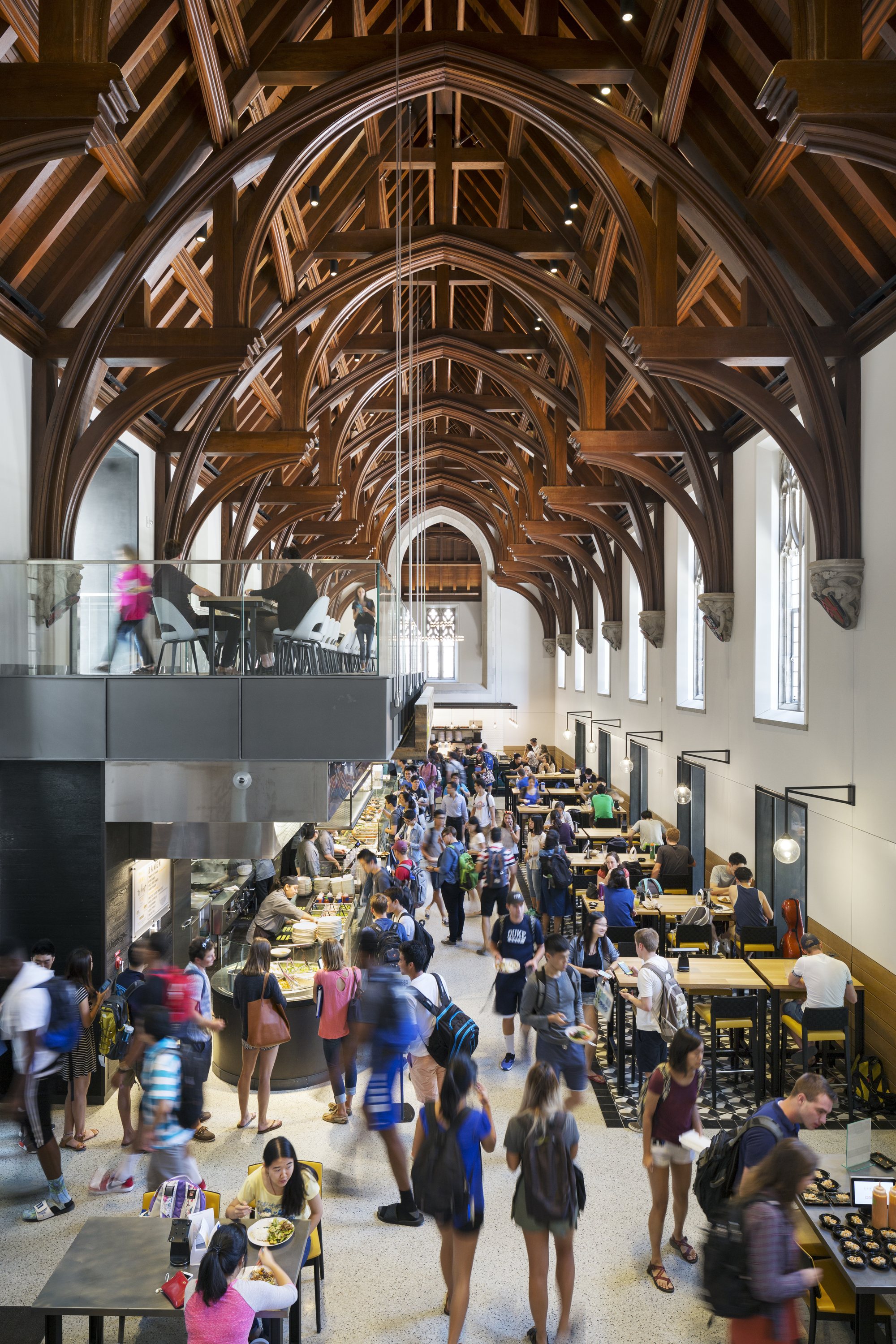 West Campus Union Grimshaw Archdaily