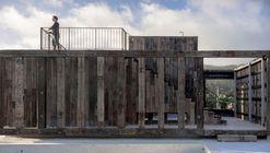 Casa Machagua / Croxatto y Opazo Arquitectos