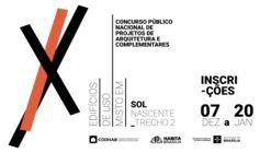 CODHAB lança novo Concurso Nacional de Projetos de Arquitetura para o Sol Nascente