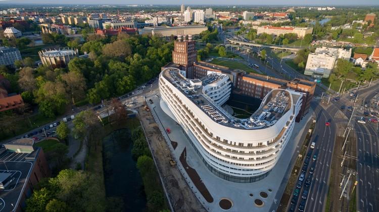 OVO Wroclaw / Gottesman-Szmelcman Architecture, © Kamil Czaja