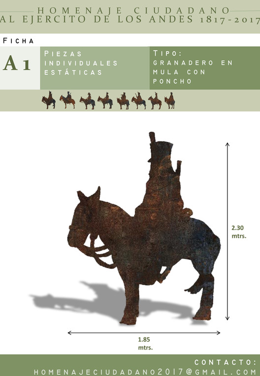 Homenaje Ciudadano al Ejército de Los Andes de 1817