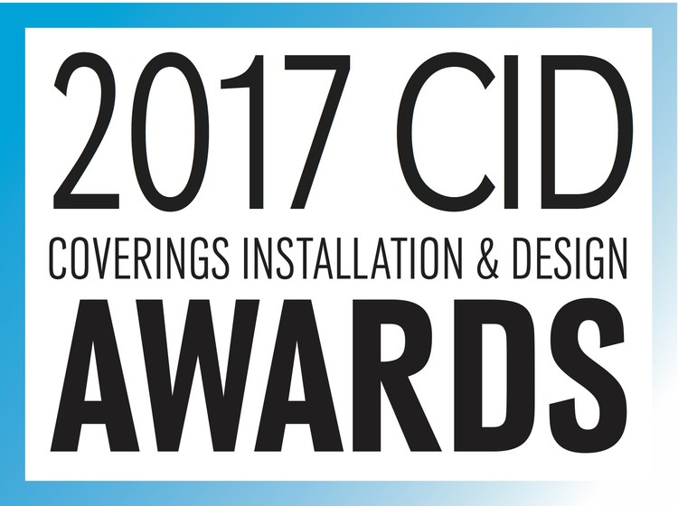 2017 Coverings Installation and Design Awards (CID) Competition