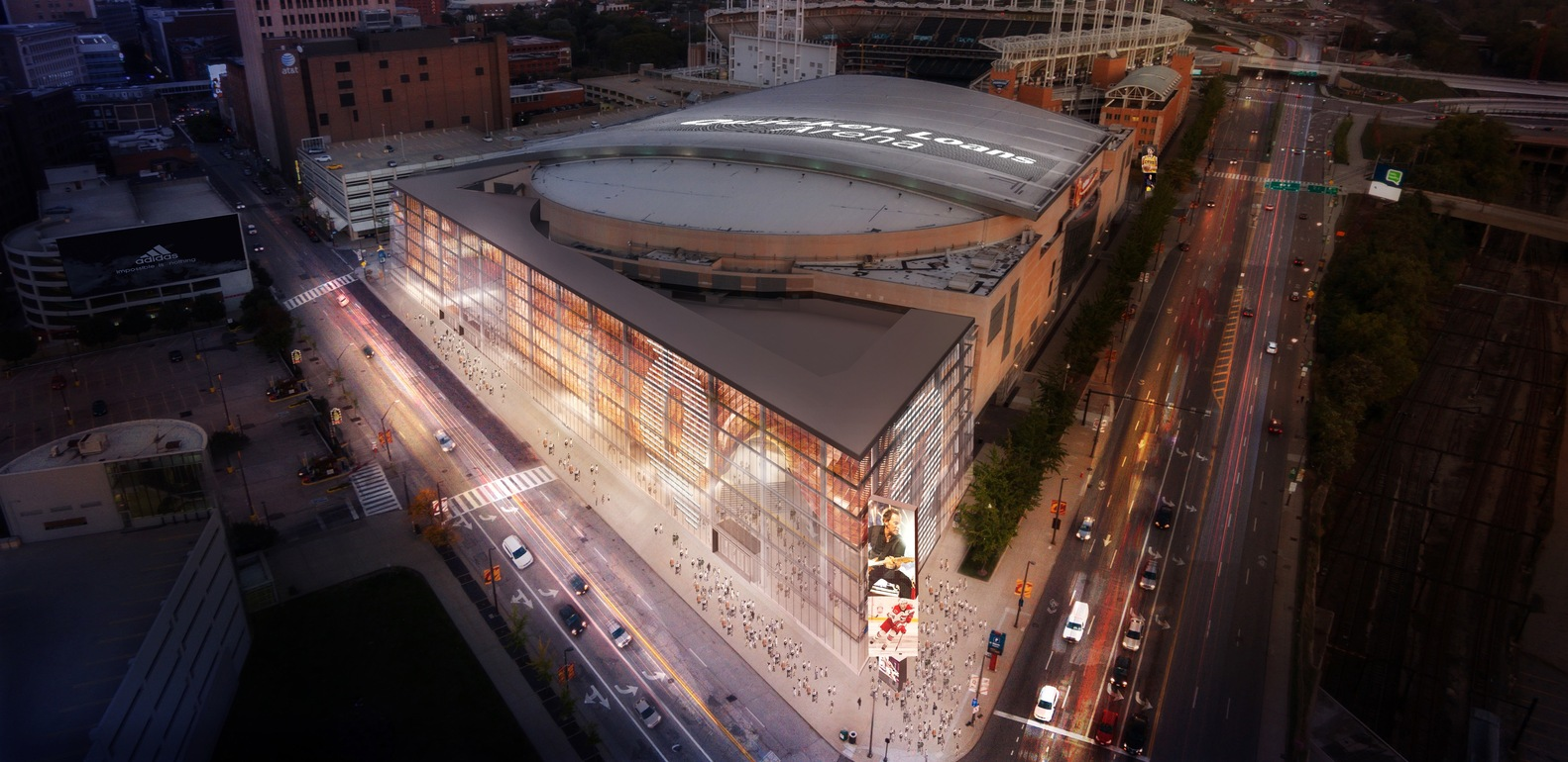 Gallery of SHoP + Rossetti to Complete $140 Million