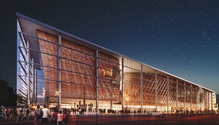 SHoP + Rossetti to Complete $140 Million Renovation of Quicken Loans Arena in Cleveland, Courtesy of Cleveland Cavaliers