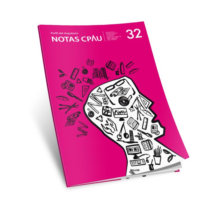 Revista Notas CPAU #32: Perfil del Arquitecto
