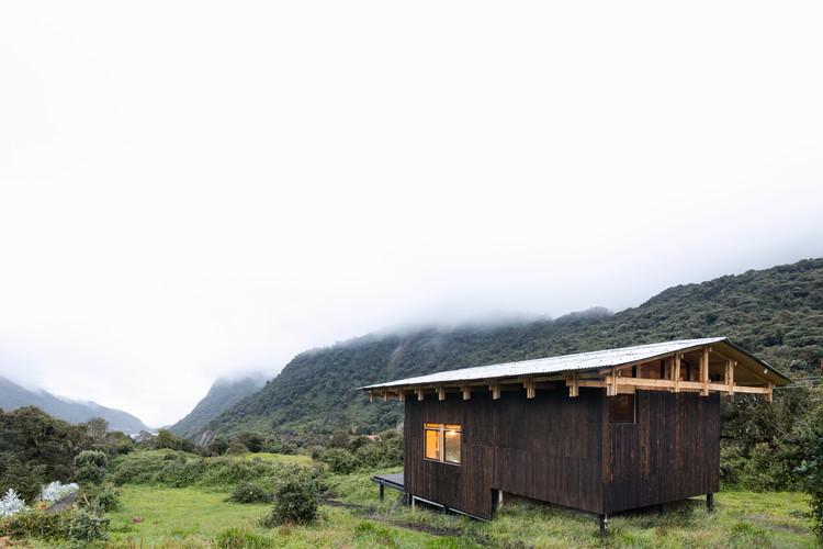WUK 01 Sacha-Yacu  / ERDC arquitectos, © Lorena Darquea