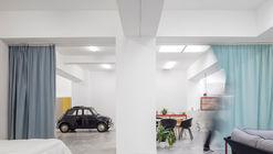 Garage House  / fala