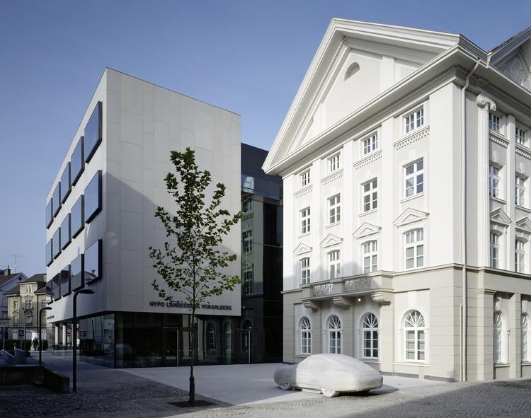 Hypo / Dietrich | Untertrifaller Architekten, © Bruno Klomfar