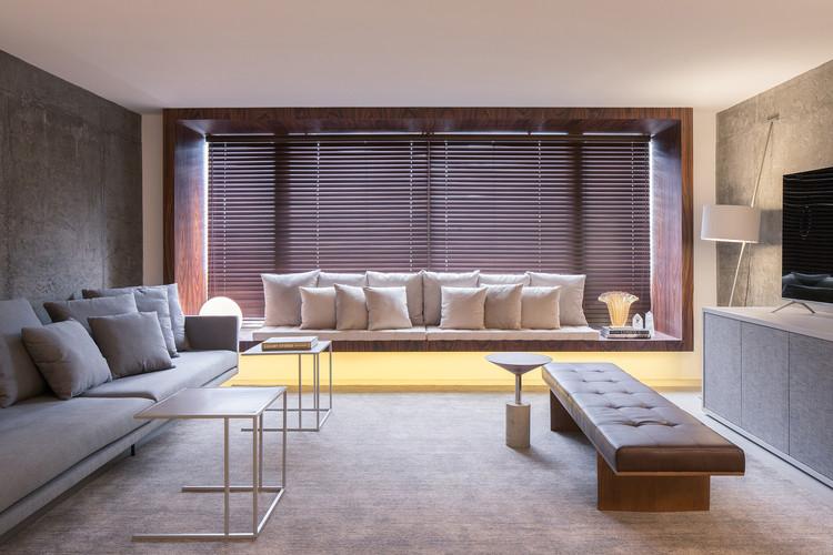 Apartamento Jardins / Kleber Arigucci, © André Mortatti