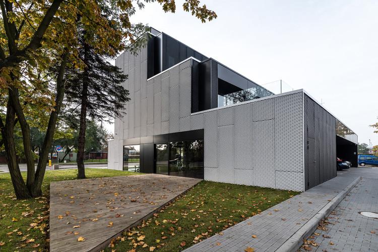 Wiadomości Wrzesinskie Editorial Office / Ultra Architects, © Przemysław Turlej