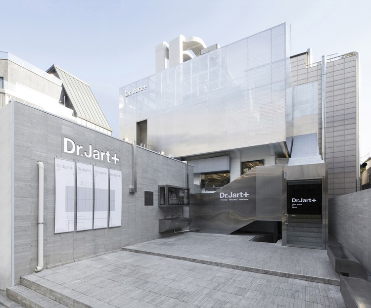 Dr. Jart+ Flagship Store / Betwin Space Design