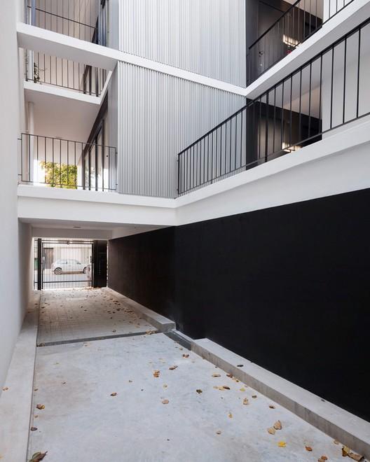 Edificio ZLA / Estudio BaBO, © Javier Agustín Rojas