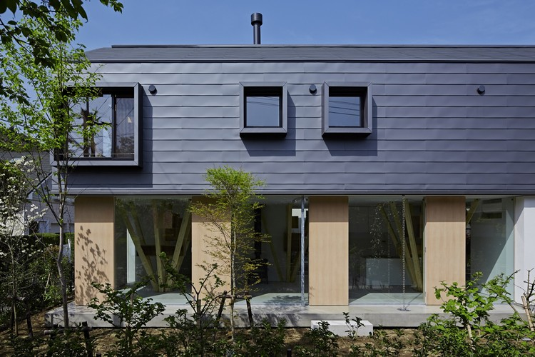 Y House / Kensuke Watanabe Architecture Studio, © Koichi Torimura
