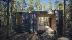 Micro cabinas COBS / Colorado Building Workshop