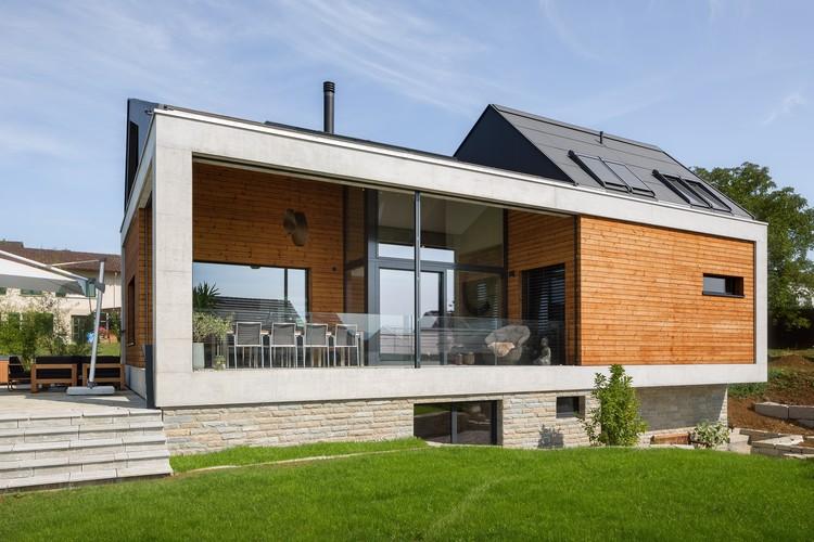 Swiss Simplicity / Wohlgemuth & Pafumi Architekten