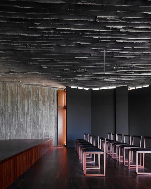 Riveira Social Center  / Carlos Seoane, © Héctor Santos