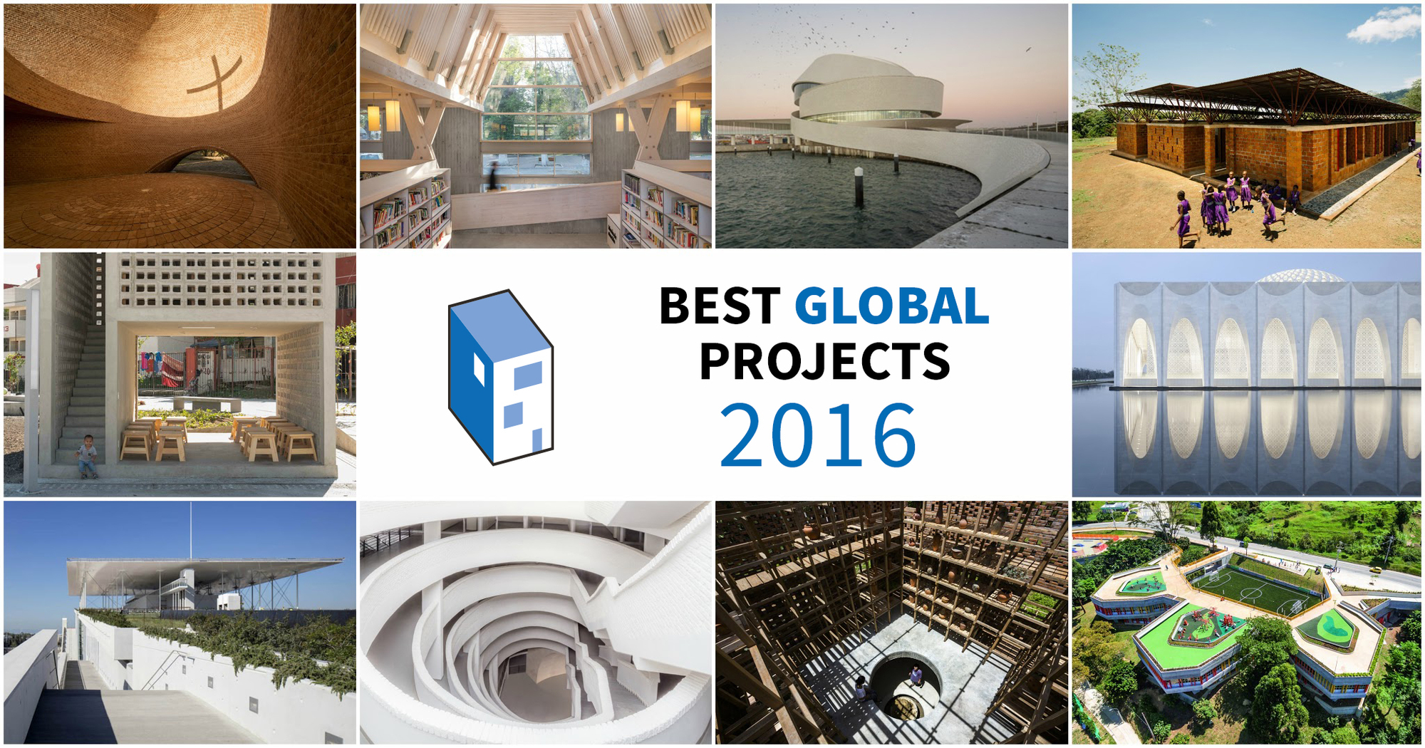 House design ethiopia - The 10 Best Global Architecture Projects Of 2016 Asia Africa And South