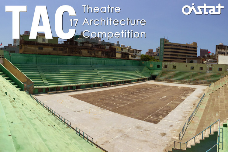 The 10th Theatre Architecture Competition (TAC), The site is Public Activity Center, a disused sports stadium in Hsinchu City, Taiwan.