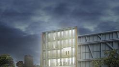 FP Arquitectura, segundo lugar en concurso de nuevo edificio de la Universidad Santo Tomas en Bogotá