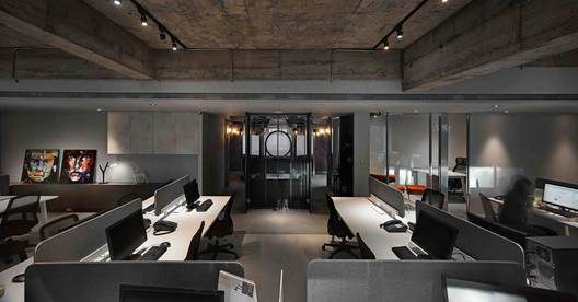 ANS Office / Ahead Concept