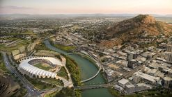 Cox Architecture Wins Competition for North Queensland Rugby Stadium