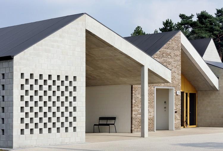 Het Gielsbos / Dierendonckblancke Architects, © Filip Dujardin
