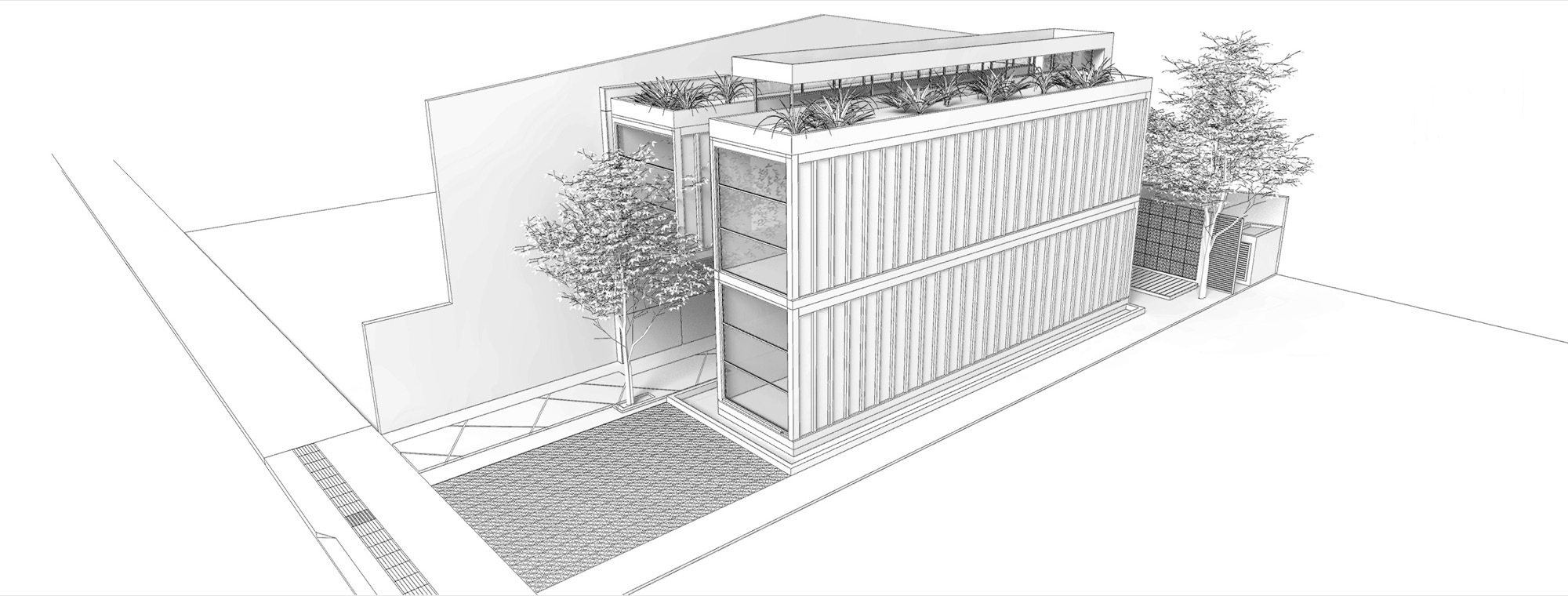 Gallery Of Container Rodrigo Kirck Arquitetura 22