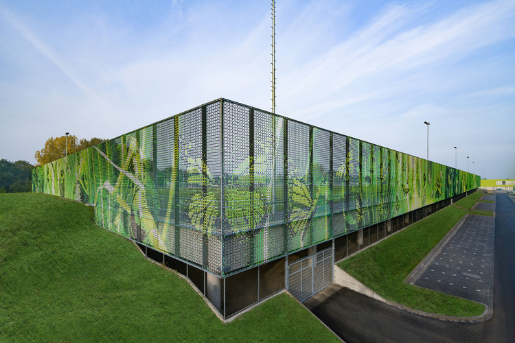 Parque Deportivo Willem – Alexander / MoederscheimMoonen Architects, © Ronald Tilleman