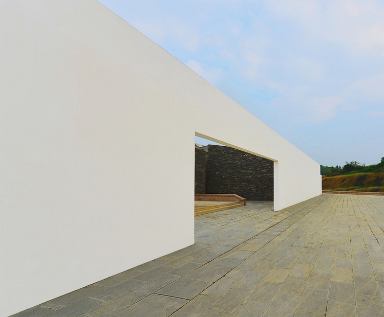 Chetian Tourist Center / West-line studio, © Jingsong Xie / West-line studio