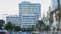 Sede 50Hertz em Berlim / LOVE architecture and urbanism