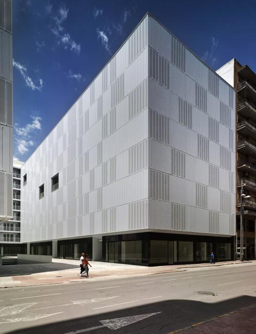 San mateo housing reconstruction mcea arquitectura - David frutos ...