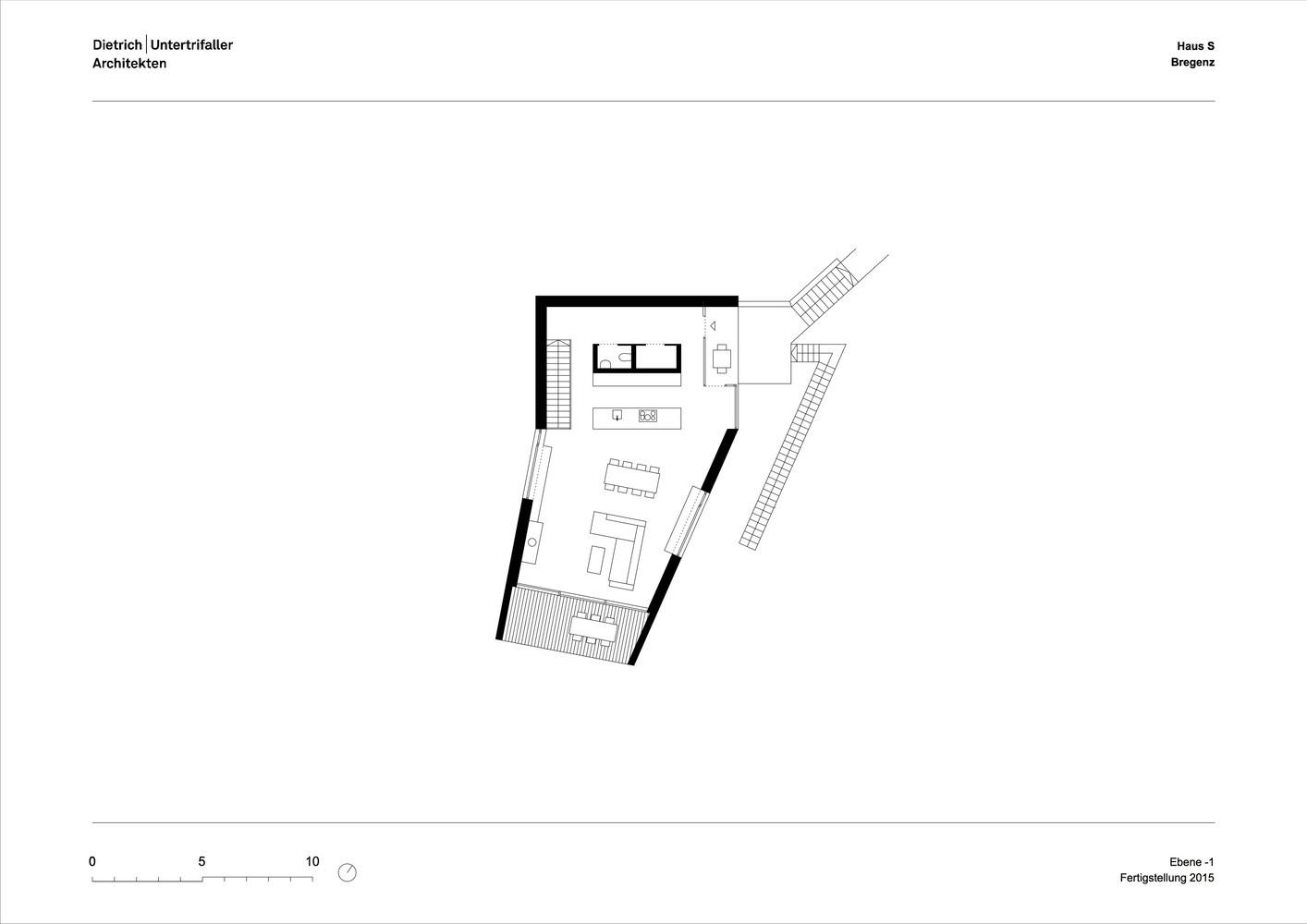 Gallery of House Sch / Dietrich | Untertrifaller Architects - 11