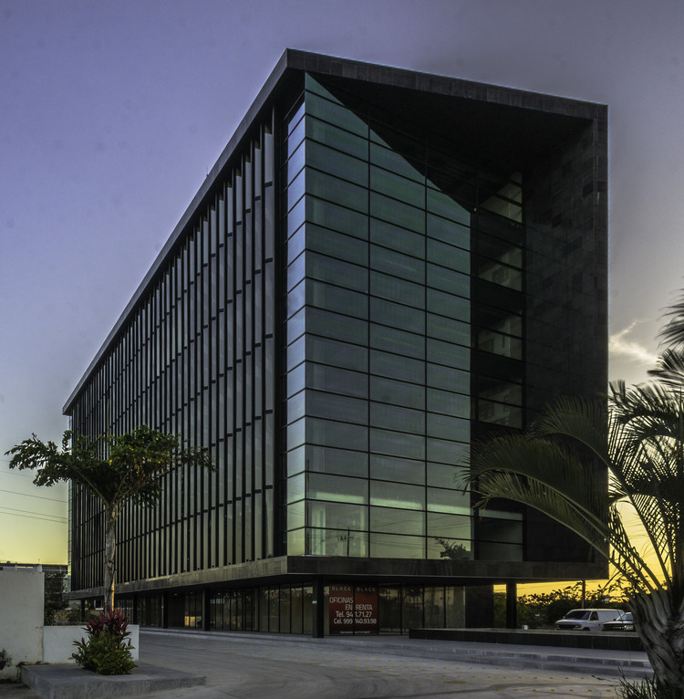 Torre Black / Muñoz Arquitectos, © David Cervera