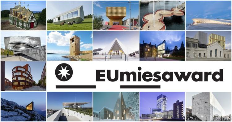 Estos son los 355 nominados para el EU Prize for Contemporary Architecture – Mies Van der Rohe Award 2017