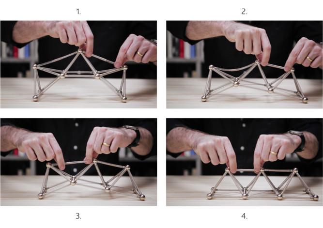 Mola Kit Estructural II: otra manera de aprender sobre estructuras, Cortesía de Mola