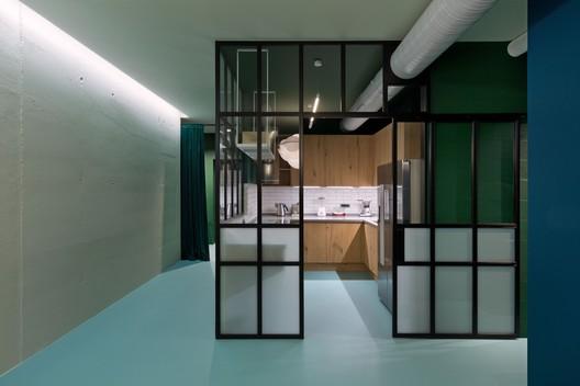 Green Apartment / Special Project Venediktov