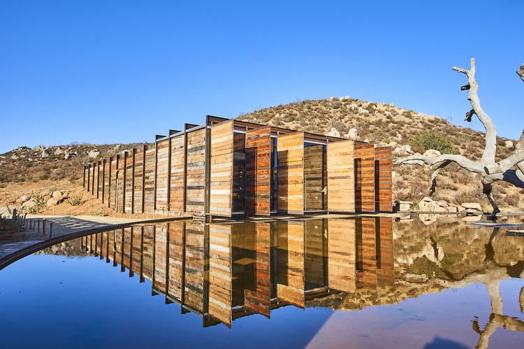 BRUMA Winery / TAC Taller de Arquitectura Contextual , © Humberto Romero